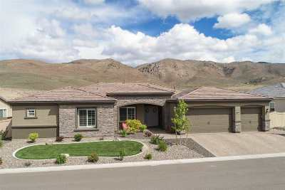 Reno Single Family Home New: 9840 Gainsborough Lane