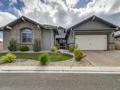 Reno Single Family Home New: 2169 Gazala Lane