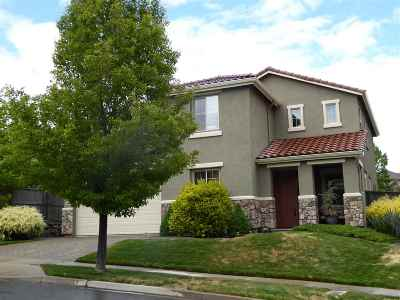Reno Single Family Home New: 7115 Provence Circle