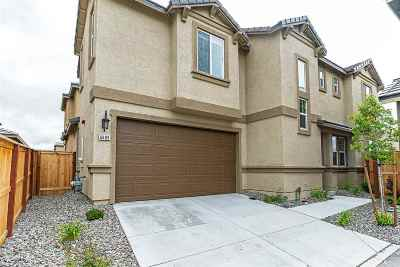 Sparks NV Single Family Home New: $348,000