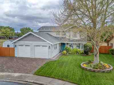 Carson City Single Family Home New: 1011 N Richmond Ave