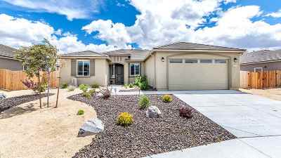 Reno Single Family Home New: 1212 Mallard Crest