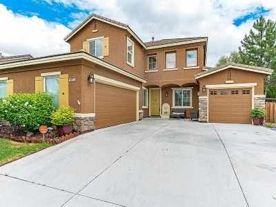 Sparks NV Single Family Home New: $432,000