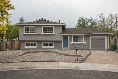 Reno NV Single Family Home New: $370,000