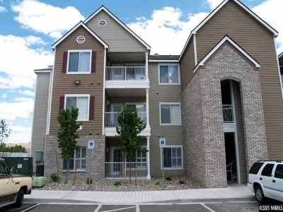 Reno NV Condo/Townhouse New: $275,000
