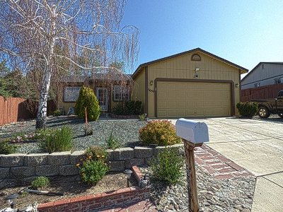 Sun Valley Single Family Home Active/Pending-Loan: 5659 Cranberry Ct.