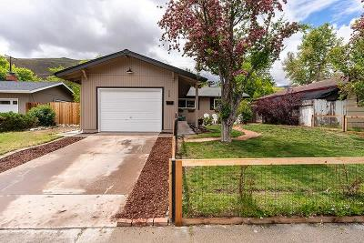Carson City Single Family Home New: 528 S Richmond Ave