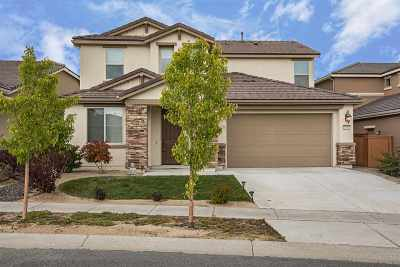 Reno Single Family Home New: 1630 Heavenly View Trail