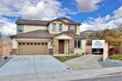 Reno Single Family Home New: 10696 Foxberry Park Dr