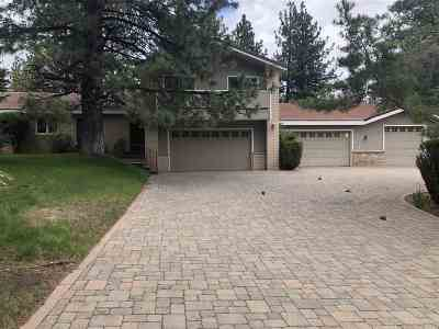 Carson City Single Family Home New: 4200 Levi Gulch