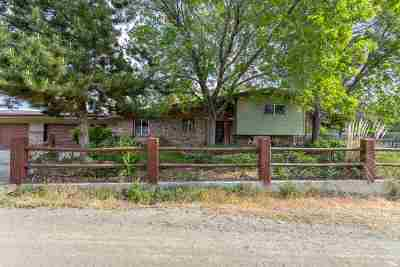 Sun Valley Single Family Home For Sale: 5444 Chocolate Dr