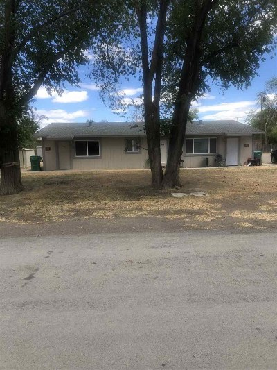Fernley Multi Family Home New: 220 Circle Drive
