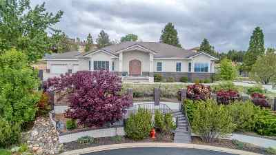 Carson City Single Family Home New: 2676 Norwood