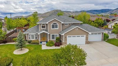 Carson City Single Family Home New: 1731 Evergreen Drive