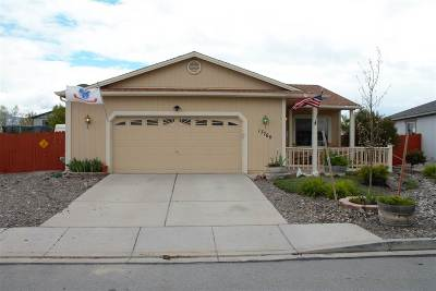 Reno Single Family Home New: 17760 Boxelder