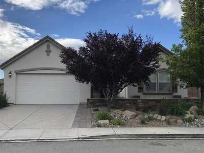 Reno Single Family Home New: 2439 Spring Flower Dr
