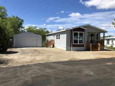 Reno Single Family Home New: 155 Libra