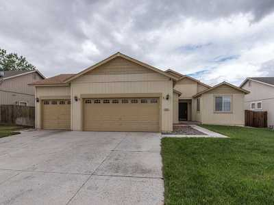Fernley Single Family Home New: 1608 Laverder Drive