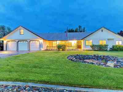 Washoe County Single Family Home Active/Pending-Loan: 10005 Dixon Lane