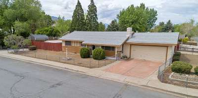 Carson City Single Family Home New: 916 Kingsley Ln