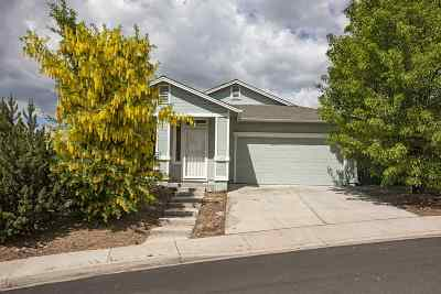 Reno Single Family Home New: 6289 Everest Court