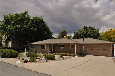 Reno Single Family Home New: 7722 S Southmoor Circle