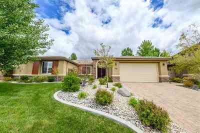 Reno Single Family Home New: 9880 Kerrydale Court