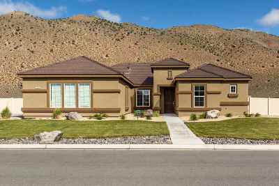 Sparks Single Family Home New: 12045 Mystic Sands Drive
