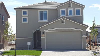 Reno Single Family Home New: 2215 Symphony Way