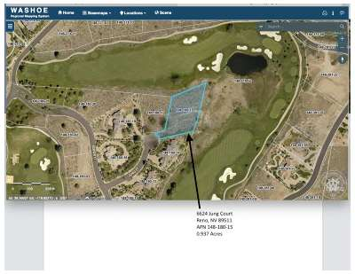 Reno Residential Lots & Land Active/Pending-Call: 6624 Jung Court