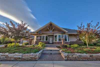 Gardnerville Single Family Home For Sale: 1108 Kingston Lane
