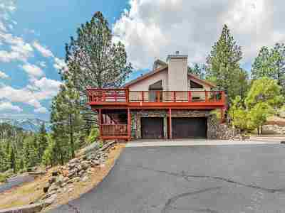 Carson City Single Family Home For Sale: 4990 Old Clear Creek Road