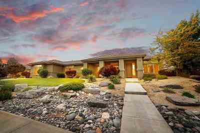Sparks Single Family Home Active/Pending-Loan: 160 Mystic Mountain Drive