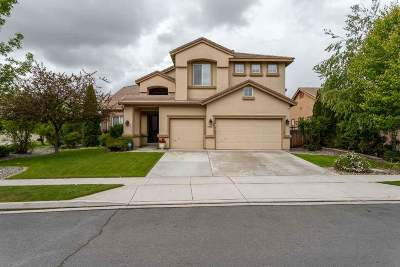 Sparks Single Family Home For Sale: 5955 Ingleston