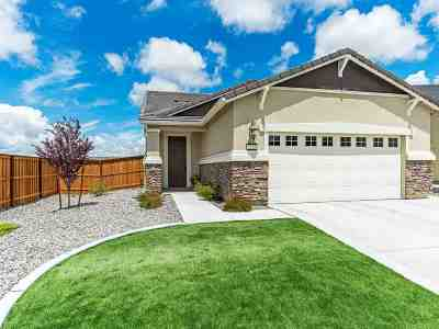 Sparks Single Family Home Active/Pending-Loan: 2721 Michelangelo Court
