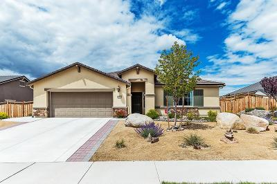 Sparks Single Family Home For Sale: 4014 Wisdom Drive