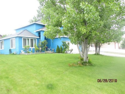 Winnemucca Single Family Home For Sale: 345 King's Avenue