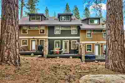 Incline Village Condo/Townhouse For Sale: 365 Cottonwood Court #102