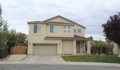 Carson City Single Family Home For Sale: 2956 Oxbow Dr