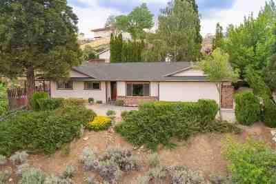 Reno Single Family Home Active/Pending-Loan: 3705 Boulder Ct