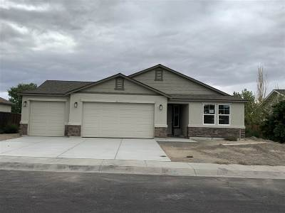 Fernley Single Family Home For Sale: 443 Dog Leg Drive