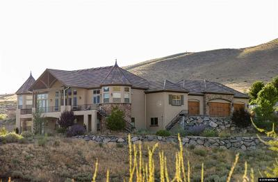 Reno Single Family Home For Sale: 2460 Painted River