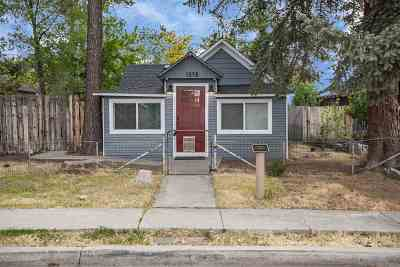 Minden Single Family Home Active/Pending-Loan: 1578 Mono Avenue