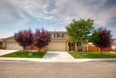Reno Single Family Home For Sale: 11485 Verazae