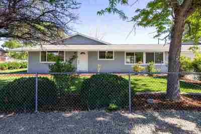 Gardnerville Single Family Home Active/Pending-Call: 1472 Muir Drive