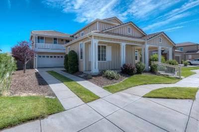 Reno Single Family Home Price Reduced: 1721 Emerald Bay Drive