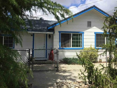 Sparks Single Family Home For Sale: 601 12th Street