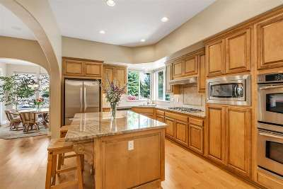 Genoa Single Family Home For Sale: 2852 Cloudburst Canyon Dr.