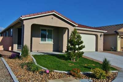 Reno Single Family Home For Sale: 10105 Quintana Dr