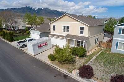 Single Family Home Active/Pending-Call: 9563 Canyon Meadows Drive